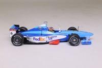 Minichamps 430 980006; Benetton B198 Formula 1; 1998 British GP; Alexander Wurz; RN6