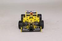 Minichamps 514 984310; Jordan 198 Formula 1; 1998 Belgian GP 2nd; Ralf Schumacher, RN10