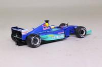 Minichamps 400 020007; Sauber Petronas C21 Formula 1; 2002 Spanish GP 4th; Nick Heidfield; RN7