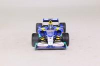 Minichamps 400 030010; Sauber C22 Formula 1; 2003 USA GP 3rd; Heinz-Harald Frentzen; RN10