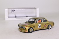 Spark SG041; BMW 2002; 1976 Nurburgring 1st; Jorg Obermeser; RN51