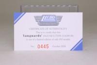Vanguards VA04908; Jaguar E-type Roadster; Open Top, Plated Chrome