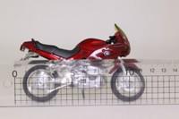Maisto 39300; BMW R1100RS Motorcycle; Metallic Red