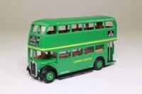 EFE 10123; AEC RT Double Deck Bus; London Country: Rte 310 Hertford Bus Station, Ware Crossing, Hoddeston, Broxbourne Wormley, Cheshunt, Waltham X