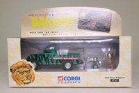 Corgi Classics 07104; Land-Rover Series 2 109; Daktari TV Series