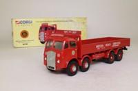 Corgi Classics 10101; ERF V; 8 Wheel Dropside; British Road Services; Pontardulais
