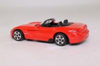 Maisto 21198; 1992 Dodge Viper SR1 Open Roadster, Red