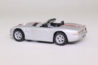 Maxi Car 10081; 1999 Shelby Series 1; Metallic Silver