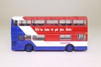 EFE 25805; Daimler Fleetline DMS Bus; Hampshire Bus; Rt 47 Winchester