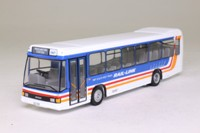 Corgi OOC 42912; Optare Delta Bus; South West Trains; Winchester Station; Rail Link