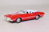 Dickie 331 5618; 1970 Oldsmobile 442 Convertible; Red