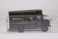 Corporate Express; Grumman Parcels Van; UPS Parcel Service