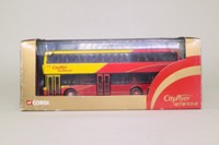 Corgi OOC 44502; Dennis Trident Bus; City Flyer; A11 Airport