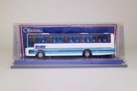 Corgi OOC 42717; Van Hool Alizee Coach; Leger Travel Ltd; Pullman Coaches