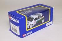 Corgi Classics TY91099; Ford Focus; Eddie Stobart; Rally Yorkshire; M Higgins