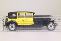 Rio 54; 1927 Bugatti Royale T41; Closed Sedan; Yellow & Black