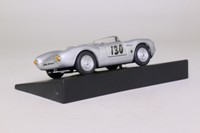 DeAgostini 00; 1955 Porsche 550 RS Spyder; Metallic Silver, RN130