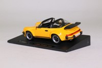 DeAgostini; 1986 Porsche 911 Turbo Targa; Orange, Black Interior