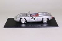 DeAgostini 00; 1959 Porsche 718 RS60 Spyder; Grey Metallic, RN42