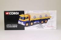 Corgi Classics 29101; Guy Invincible; 8 Wheel Rigid Flatbed, Blue Circle Cement