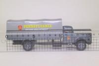 Corgi Classics 98455; White Truck; Tilt Truck, PRR Pennsylvania Stores Dept