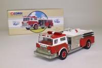 Corgi Classics 98485; Mack CF Fire Pumper; Neptune Department