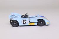 Bang/Box/ Best 9057; Porsche 908/3; 1972 Imola 4th; Reinhold Jost; RN6