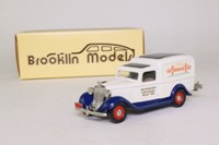 Brooklin BRK.16x; 1935 Dodge Delivery Van; San Francisco Earthquake Relief
