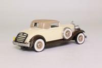 Brooklin BRK.6; 1932 Packard Light 8 Coupe; Closed Top; Cream