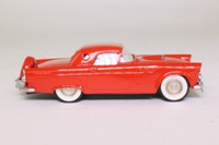 Brooklin BRK.13x; 1956 Ford Thunderbird Hardtop; Miniature Cars USA
