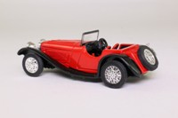 Newray; 1936 Jaguar SS100; Red, Black Wings