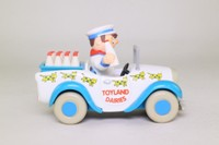 Corgi Classics 69003; Noddy in Toyland; Mr Milko In His Truck