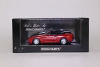 Minichamps 400 062230; 1991 Porsche 944 Cabriolet; Indischrot; Red