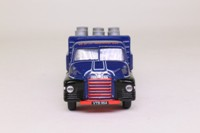 Corgi Classics 20001; Bedford S; 4 Wheel Rigid Dropside, W&J Riding Ltd, Oil Drum Load