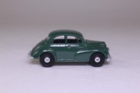 Corgi Classics D702/6; Morris Minor Saloon; Almond Green