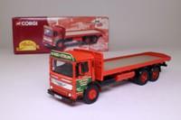 Corgi Classics 26101; Albion Ergo Cab; Reiver, 6 Wheel Rigid Platform Lorry, DW Ward of Stirling