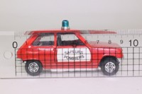 Corgi 292; Renault 5 Sapeurs Pompiers; Red, Blue Beacon