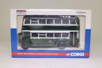 Corgi Classics CC25502; Daimler CW Utility Bus; Aberdeen Corporation; 20 Old Aberdeen