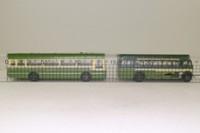 Corgi OOC 97057; Southdown 2 Bus Set; Leyland PS1 (ECW) & Leyland Leopard