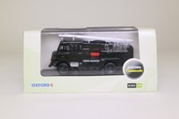 Oxford Diecast 76GG001; Bedford Green Goddess Fire Engine; AFS, Dark Green