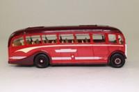 Corgi Classics 97211; Leyland Tiger Coach; Bartons of Chilwell; Rt 9 Skegness