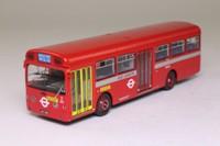 Britbus AS2-001; AEC Swift Dual Door Bus; London Transport Red Arrow, Rte 501 Waterloo Station, Bank, Holborn, St Pauls, Aldwych
