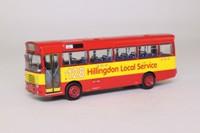 Britbus LH-06; Bristol LH Narrow body; Hillingdon Local: 128A Harefield Hospital