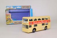 Matchbox King Size K-15/4; Berlin Bus, Daimler Fleetline; Rt 60 Wittenbergplatz