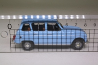 IXO; 1962 Renault 4L; Light Blue