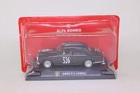 Metro; 1951 Alfa Romeo 1900 TI; 1954 Mille Miglia; Carini & Artesiani