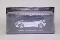 IXO; 2017 McLaren 720S; Metallic Grey