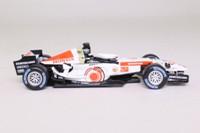 Panini; Honda RA106 Formula 1; 2006 Hungarian GP; Jenson Button; RN12