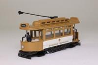 Corgi Classics D990/6; Single Deck Tram; Maidstone Tramways; Tovil