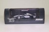 Hot Wheels 26750; McLaren MP4-15 Formula 1; 2000 Belgian GP 1st; Mika Hakkinen; RN1